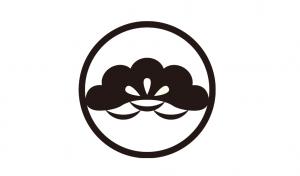 永楽町きっしゃん松ロゴ